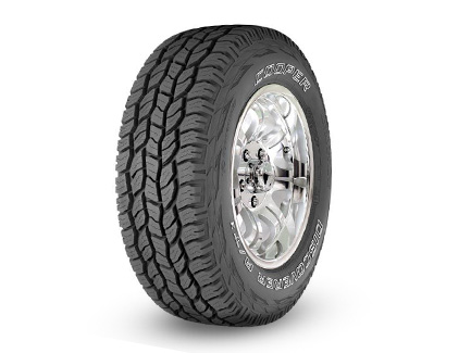 neumaticos 265/70 R17 121/118S 10PR DISCOVERER A/T3 LT COOPER TIRES