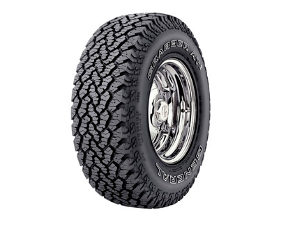 neumaticos 215/75 R15 100/97Q GRABBER AT2 GENERAL TIRE