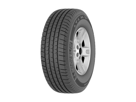 neumaticos 265/70 R16 112T LTX FORCE MICHELIN