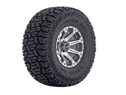 neumaticos 265/75 R16 123/120Q 10PR FUN COUNTRY DICK CEPEK