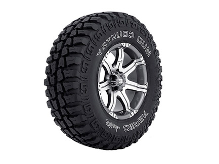 neumaticos 305/70 R18 126Q MUD COUNTRY DICK CEPEK